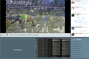 preview image of sports viewing website